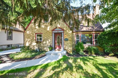 Elgin Single Family Home Contingent: 356 Hubbard Avenue
