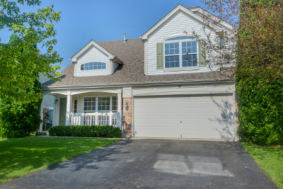 South Elgin Single Family Home Contingent: 9 Farmington Court