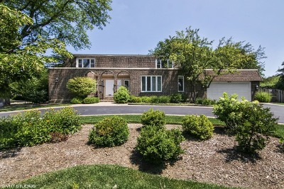 Highland Park Single Family Home For Sale: 953 Chaucer Lane