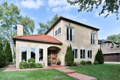 Skokie Single Family Home For Sale: 9504 Lowell Avenue