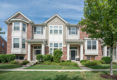 Winfield Condo/Townhouse For Sale: 0n064 Forsythe Court