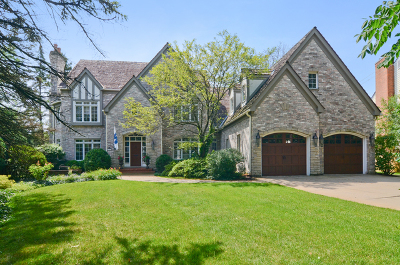 Hinsdale Single Family Home For Sale: 524 County Line Court