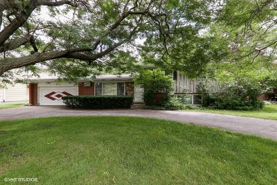 Western Springs Single Family Home Price Change: 4731 Fair Elms Avenue