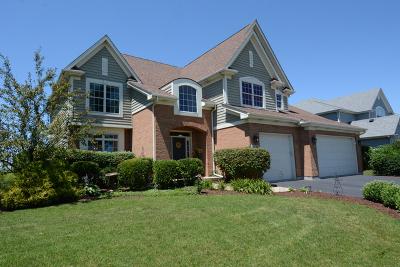 Geneva Single Family Home For Sale: 0s020 Catlin Square