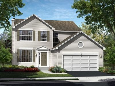 Hampshire Single Family Home For Sale: Lot 15 Tuscany Woods