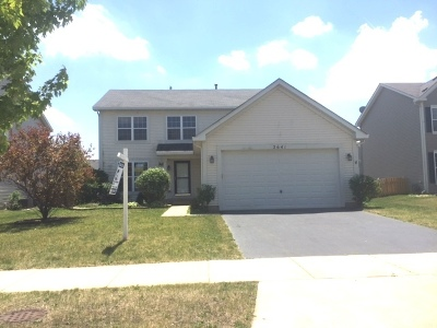 Hampshire Single Family Home For Sale: 2641 Cameron Drive