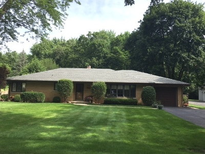 Johnsburg IL Single Family Home For Sale: $244,900