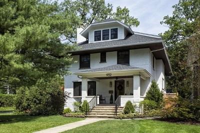 Wilmette Single Family Home Contingent: 932 Ashland Avenue