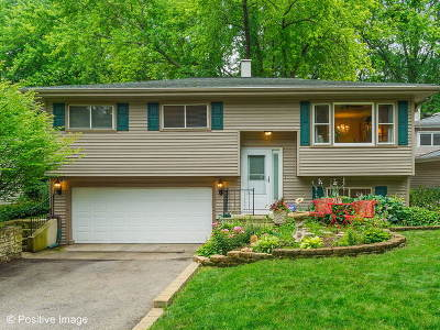 Wheaton Single Family Home Contingent: 26w147 Mayflower Place