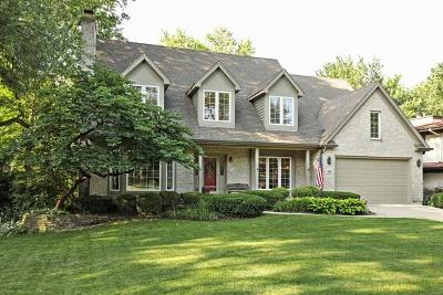 Clarendon Hills Single Family Home For Sale: 351 Harris Avenue