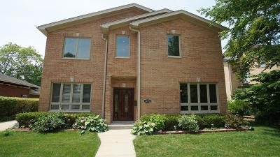 Skokie Single Family Home For Sale: 9644 North Keeler Avenue