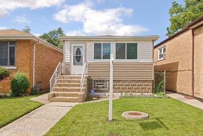 Summit Single Family Home For Sale: 7424 West 63rd Place