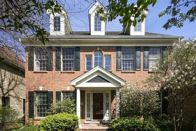 Westmont Single Family Home Contingent: 729 Heath Court