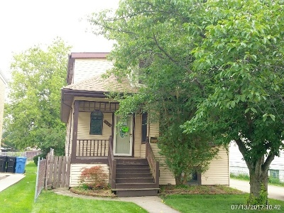 Chicago IL Single Family Home Pending: $299,900