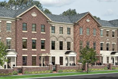 Wheaton Condo/Townhouse For Sale: 140 South Washington Street