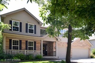 Hoffman Estates Single Family Home Contingent: 5587 Red Oak Drive