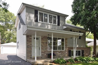 Winfield Single Family Home For Sale: N131 Calvin Court
