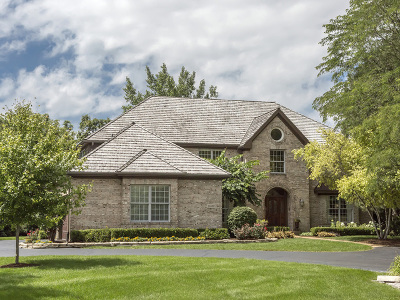 Barrington Single Family Home Contingent: 28679 West Heritage Oaks Road