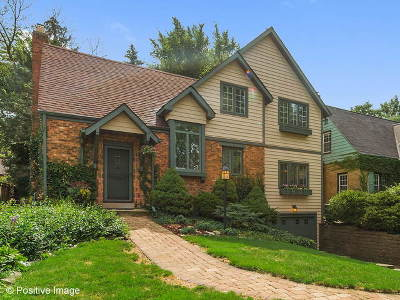 Western Springs Single Family Home For Sale: 4609 Woodland Avenue