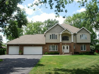 Willowbrook Single Family Home For Sale: 7508 Brookbank Road