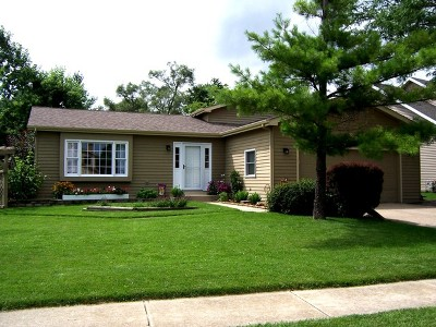 McHenry Single Family Home Contingent: 203 South Driftwood Trail