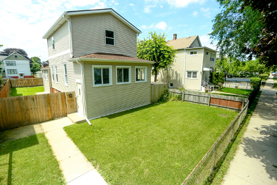 Melrose Park Single Family Home Contingent: 132 North 16th Avenue