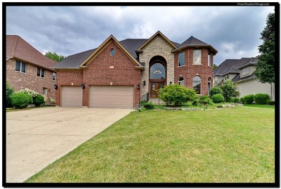 Bloomingdale Single Family Home New: 307 Juliana Lane