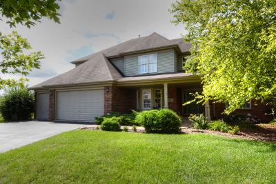 Geneva Single Family Home For Sale: 39w817 Benton Lane