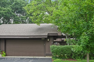 St. Charles Condo/Townhouse New: 42w384 Hawthorne Court #2