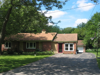 Clarendon Hills Single Family Home For Sale: 5646 Bentley Avenue