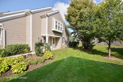 Carol Stream Condo/Townhouse Contingent: 385 Wexford Court