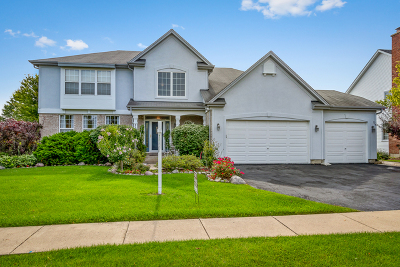 Hoffman Estates Single Family Home New: 2069 Cheshire Drive