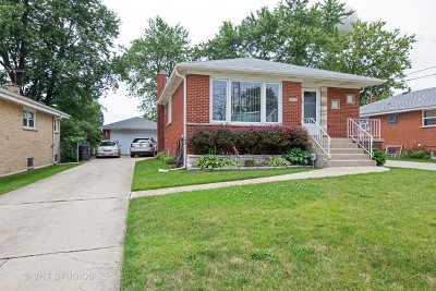 Berkeley Single Family Home New: 5905 West Maple Avenue