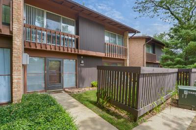 Lisle Condo/Townhouse Contingent: 5945 Oakwood Drive