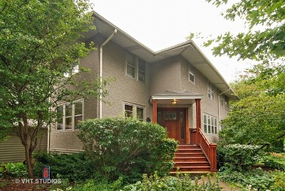 Oak Park Single Family Home For Sale 700 Avenue