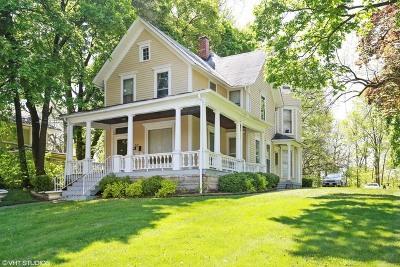 Elgin Multi Family Home For Sale: 517 East Chicago Street