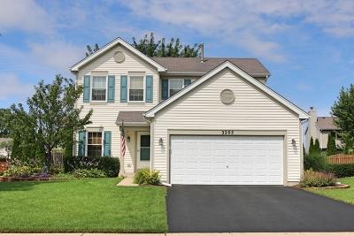 Carpentersville Single Family Home New: 3205 New Market Avenue