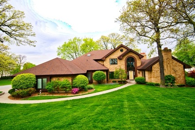 Oak Brook Single Family Home For Sale: 208 Indian Trail Road