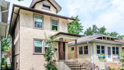 Oak Park Single Family Home For Sale: 1117 Lyman Avenue
