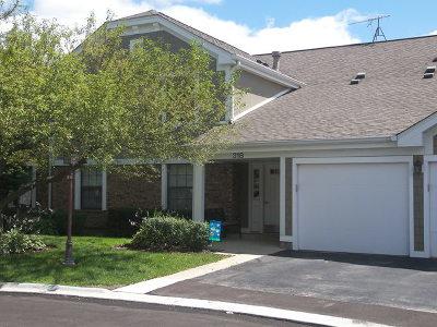 Schaumburg Condo/Townhouse New: 318 Maplewood Court #D1