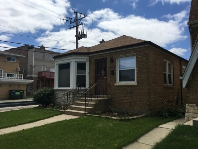 North Riverside Single Family Home For Sale: 2528 Keystone Avenue