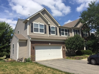 Bolingbrook Single Family Home For Sale: 239 Claridge Circle