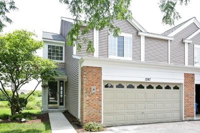 Bartlett Condo/Townhouse Contingent: 1247 Summersweet Lane #1247