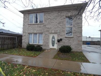 Melrose Park Multi Family Home Contingent: 3510 Thomas Street
