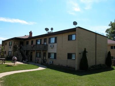 Glen Ellyn Multi Family Home Contingent: 599 Park Plaza