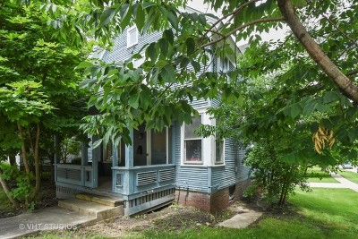 Barrington Single Family Home For Sale: 302 West Main Street