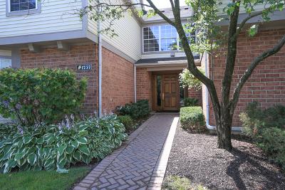 Schaumburg Condo/Townhouse New: 1757 Eastwood Court #10