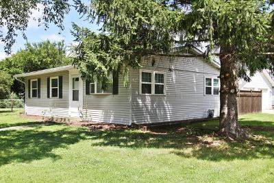 Crystal Lake Single Family Home New: 1344 Ivy Lane