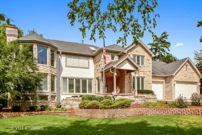 Palos Park Single Family Home Price Change: 12022 South 93rd Avenue