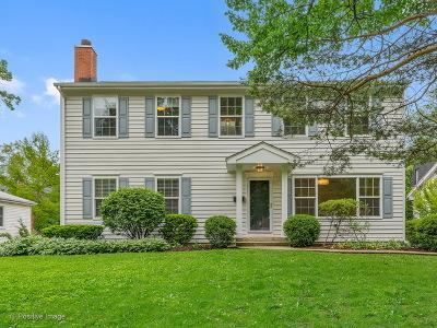 Clarendon Hills Single Family Home For Sale: 19 Arthur Avenue